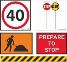 Road and Traffic Signage